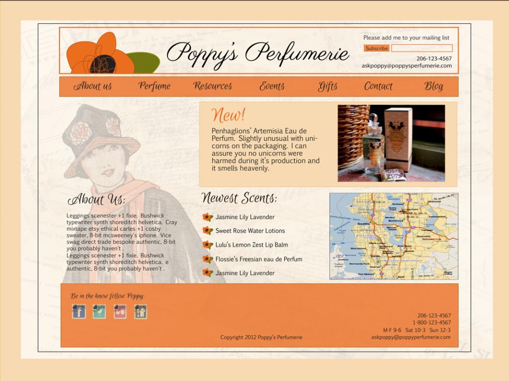 Poppy's Perfumerie
